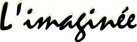 Logo Imaginée Agence de communication