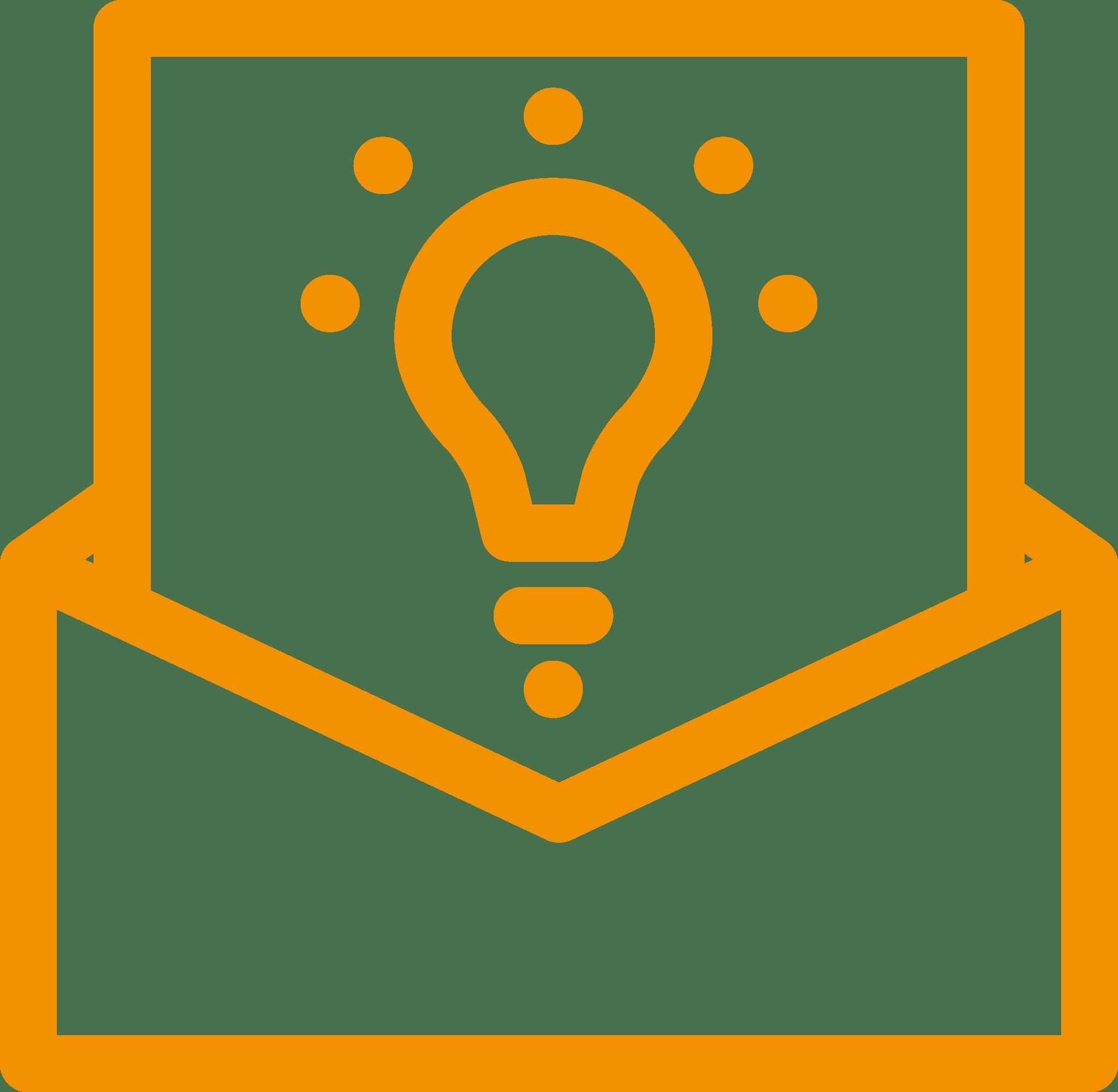 pictogramme Stratégie de communication